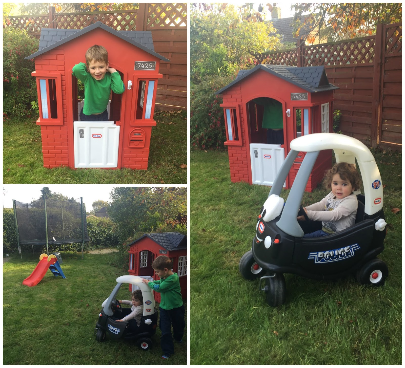 Fun Garden Times With The Little Tikes Cape Cottage The