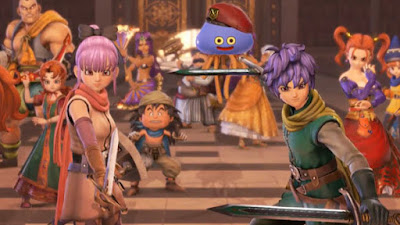 โหลดเกม PC Dragon Quest Heroes 2