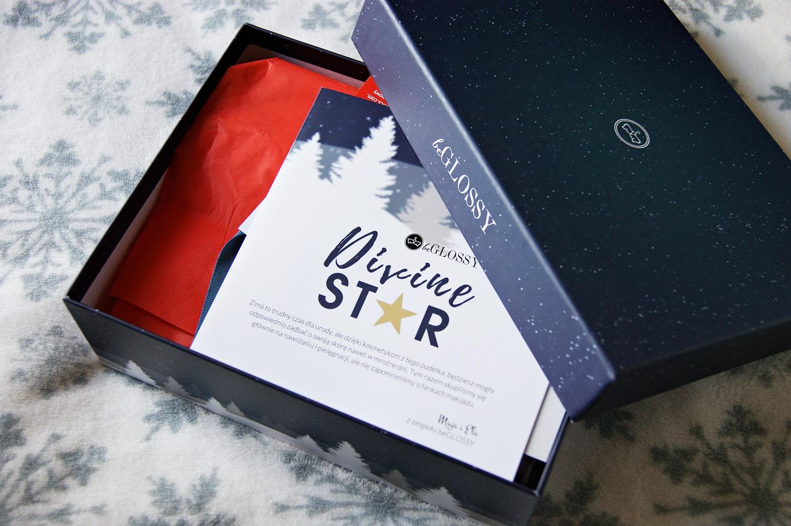 ❄ Divine STAR ❄ beGLOSSY Grudzień 2017