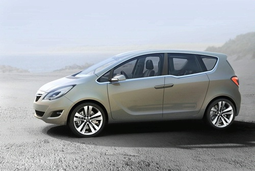 Best Cars Pictures Opel Meriva