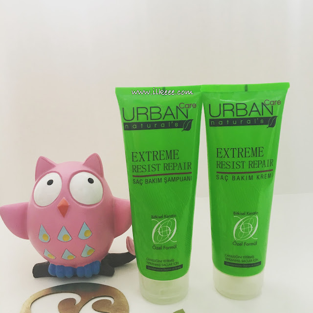 Urbancare Extreme Resist Repair Şampuan - Saç Kremi