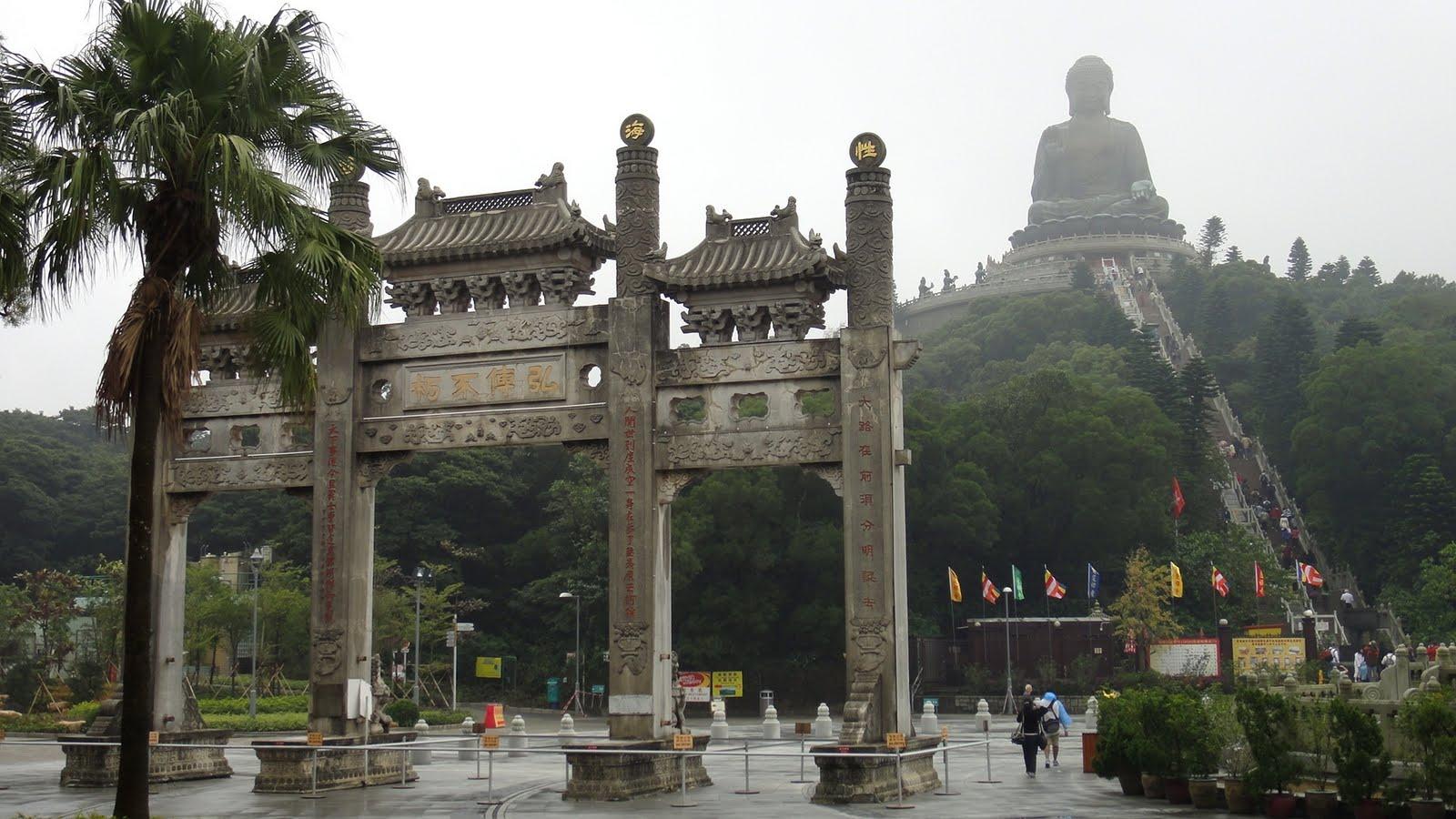 小眼睛 逛世界: 香港澳門遊 之 玩樂篇 Day1 大嶼山 & 旺角