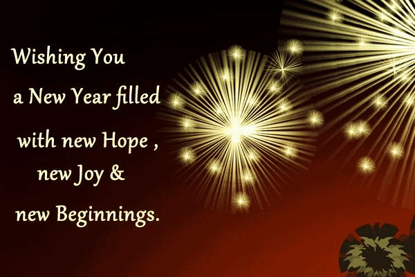 Happy New Year 2018 SMS And Wishes In Hindi