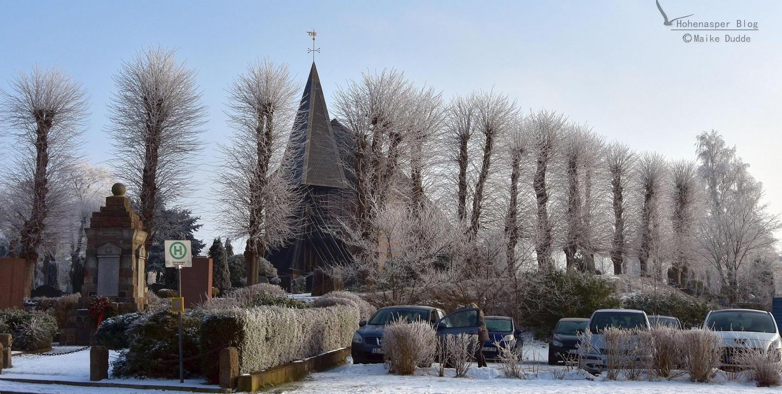 Kirche Hohenaspe