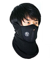Neoprene-half-face-bike-riding-mask