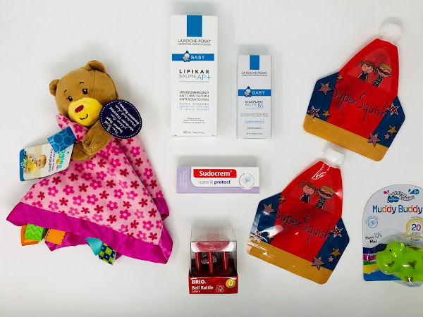 Christmas Giveaway: The Baby Collection