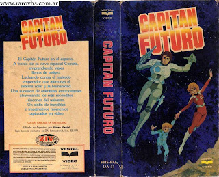 Capitán Futuro = Captain Future (1978)