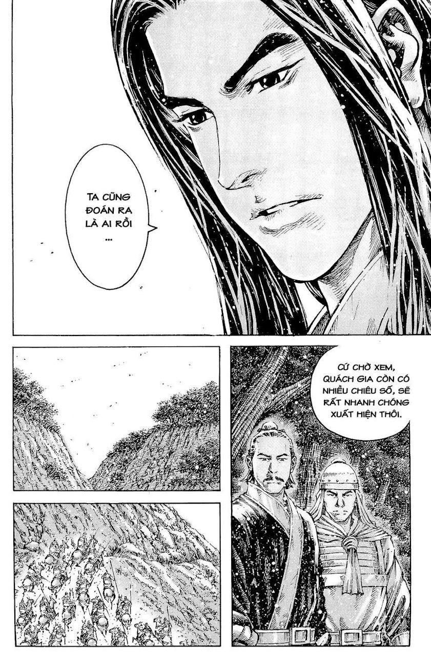 Hỏa phụng liêu nguyên Chương 348: Thiên nhật thần binh [Remake] trang 16