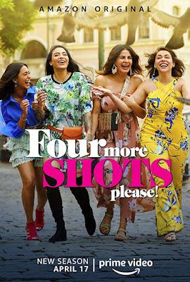 Four More Shots Please 2020 S02 Hindi WEB Series 720p HEVC x265