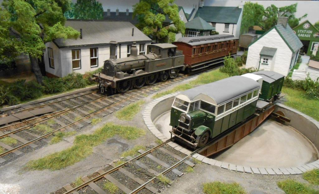GEOFF TYLER - RAILWAY MODELLER: ALTON MODEL RAILWAY GROUP