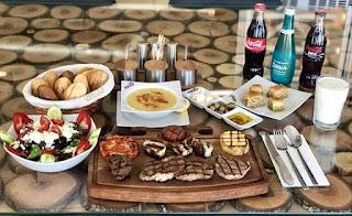 lezz-et steakhouse bayraklı izmir iftar menü