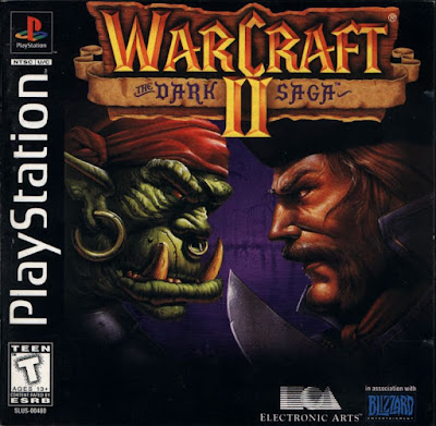 descargar warcraf 2 the dark saga por mega psx