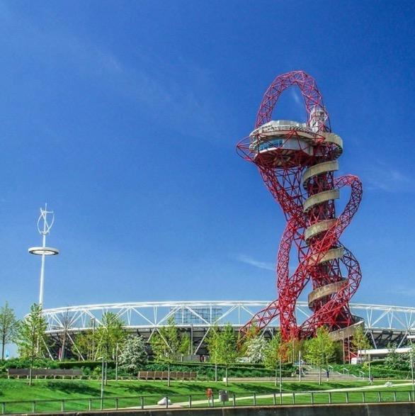 Gelongsor Terpanjang Dan Tertinggi Di Dunia Di London