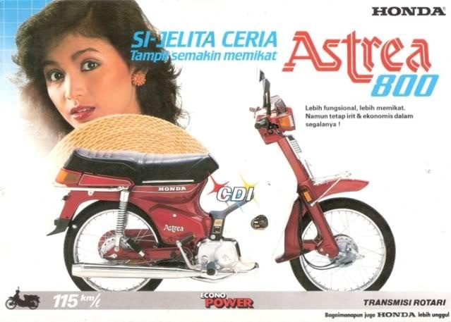 Astrea 800
