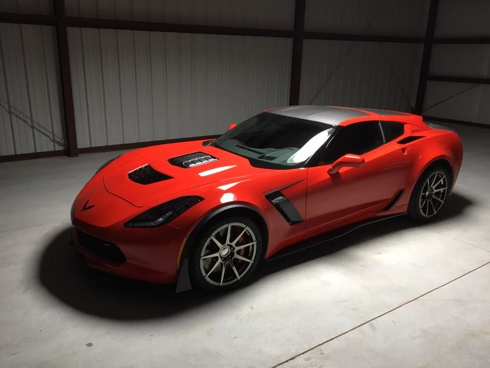 PeterMJ's Corvette C7 Stingray and Z06 Exposed: Thousands of