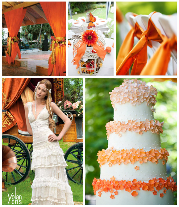 Color Ideas For Weddings: The Ideas Of Wedding Themes And Wedding Colors