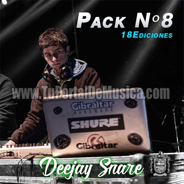 DeeJay Snare Pack 8 (2018)