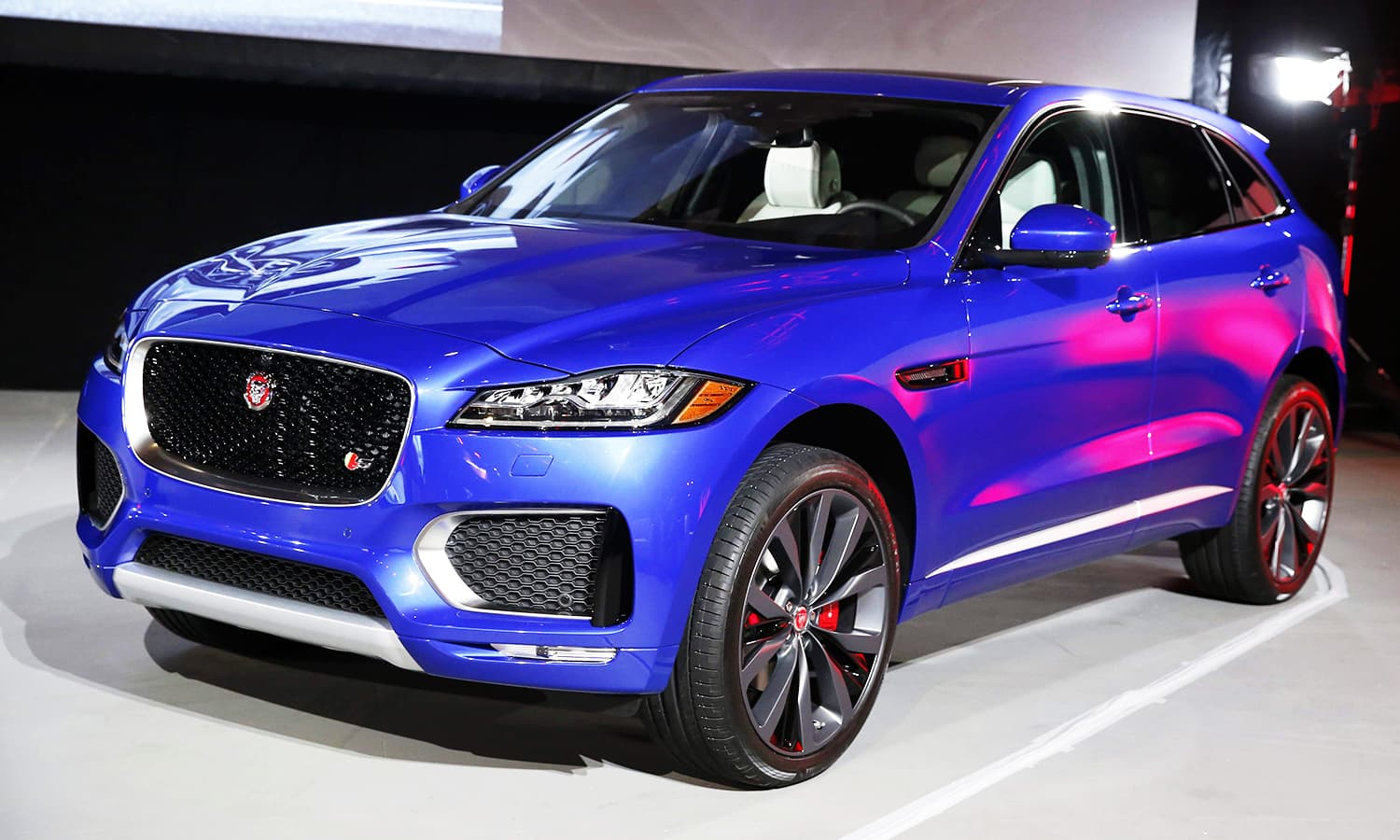 The F Pace Is Essentially Jaguar S First Proper Suv In Its Decades Of Legendary Existence Under Skin A New Alloy Intensive Platform And Will Be