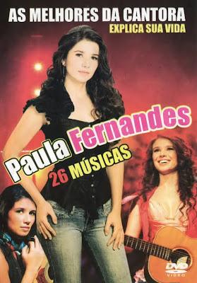 Baixar Torrent Paula Fernandes - As Melhores da Cantora Download Grátis