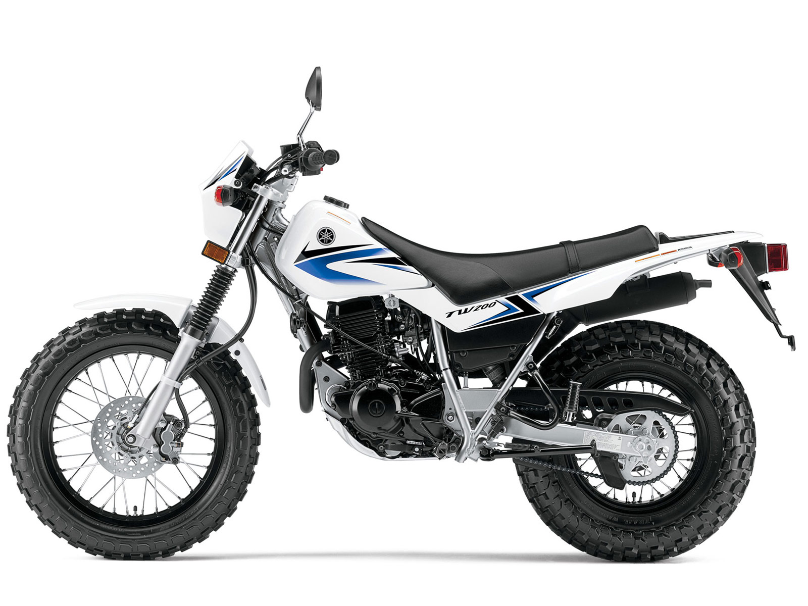 2014 Yamaha TW200 | YAMAHA Pictures, review, specifications