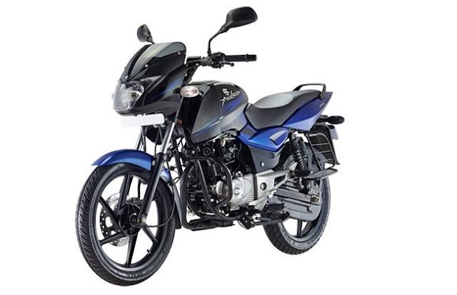 New 2018 Bajaj Pulsar 150cc bike