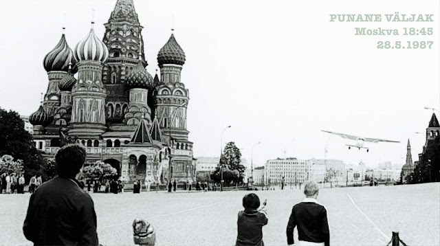 28. mai 1987 Moskva aeg 18:45