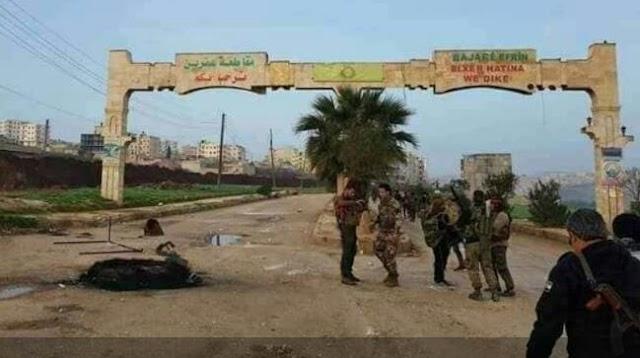 عنصر في فيلق الشام لأورينت: الرعب يخيّم على مهجري الغوطة في عفرين