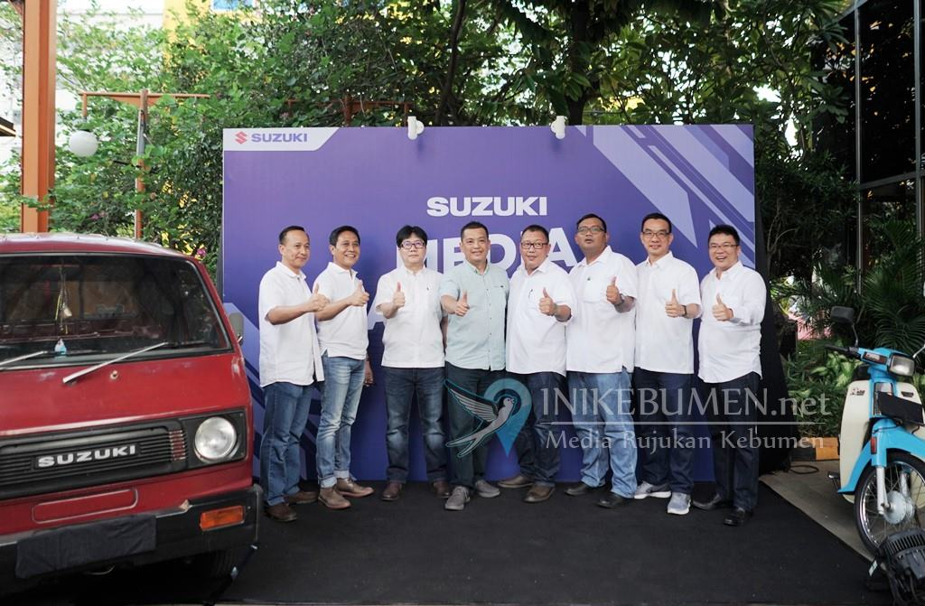 Bukukan Kinerja Positif di 2018, Suzuki Optimistis Tatap Tahun 2019
