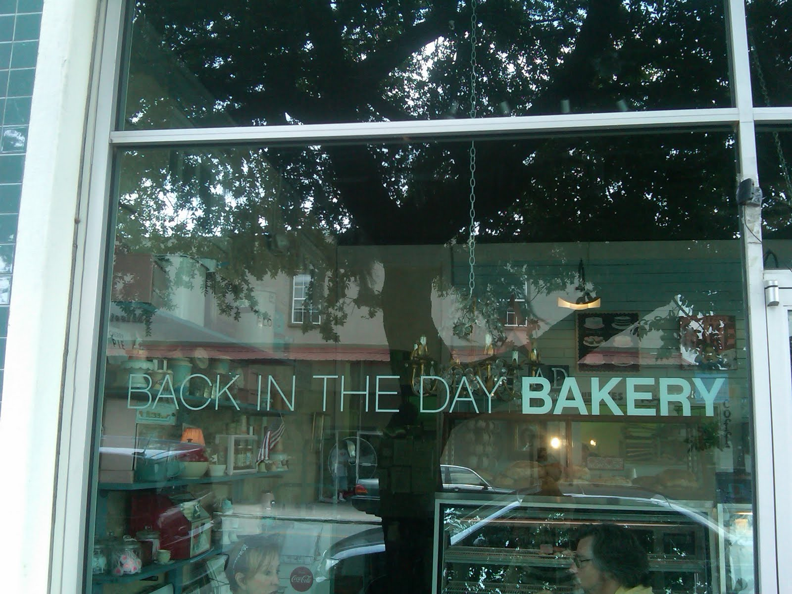 back within the day time bakery book review