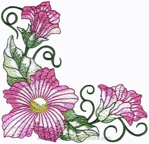 Fashion Design Concepts Embroidery