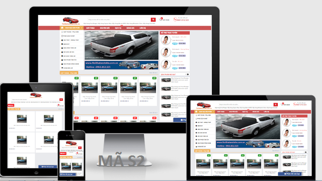 thiet-ke-website-ban-phu-tung-xe-oto-online