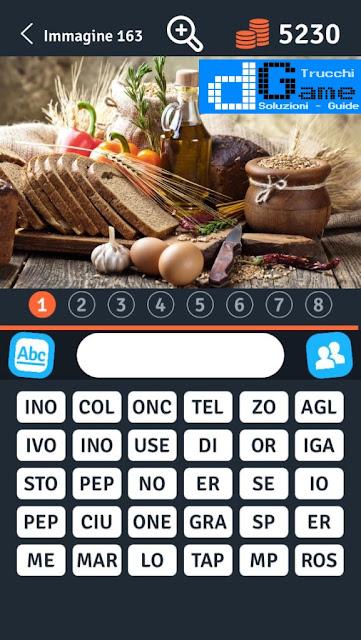 8 Parole Smontate soluzione livello 161-170