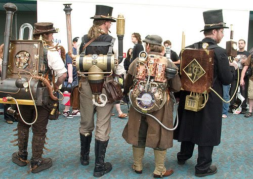 Ghostbusters Steampunk