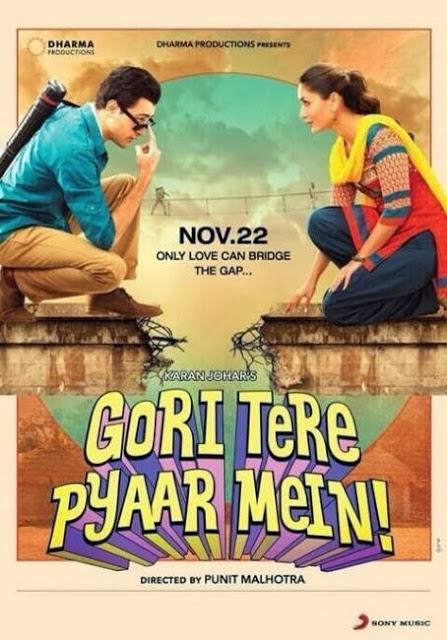 Gori Tere Pyaar Mein 2013 dvdscr 300MB