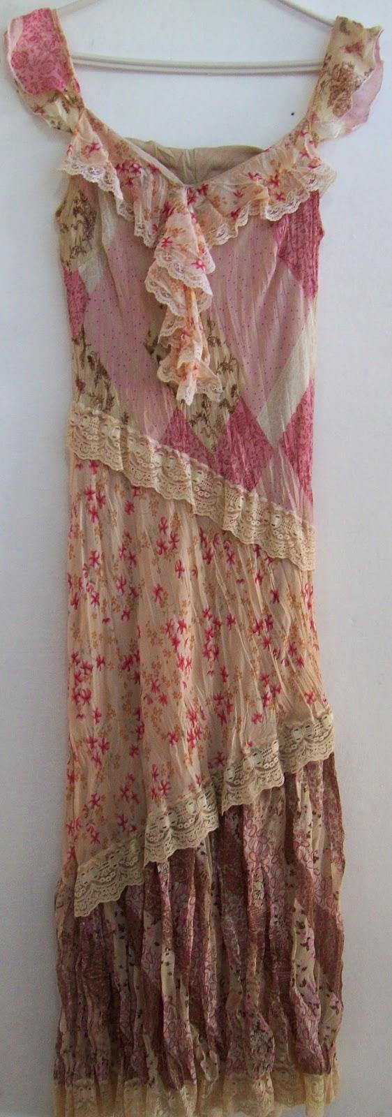 Vestido floral tamanho 40
