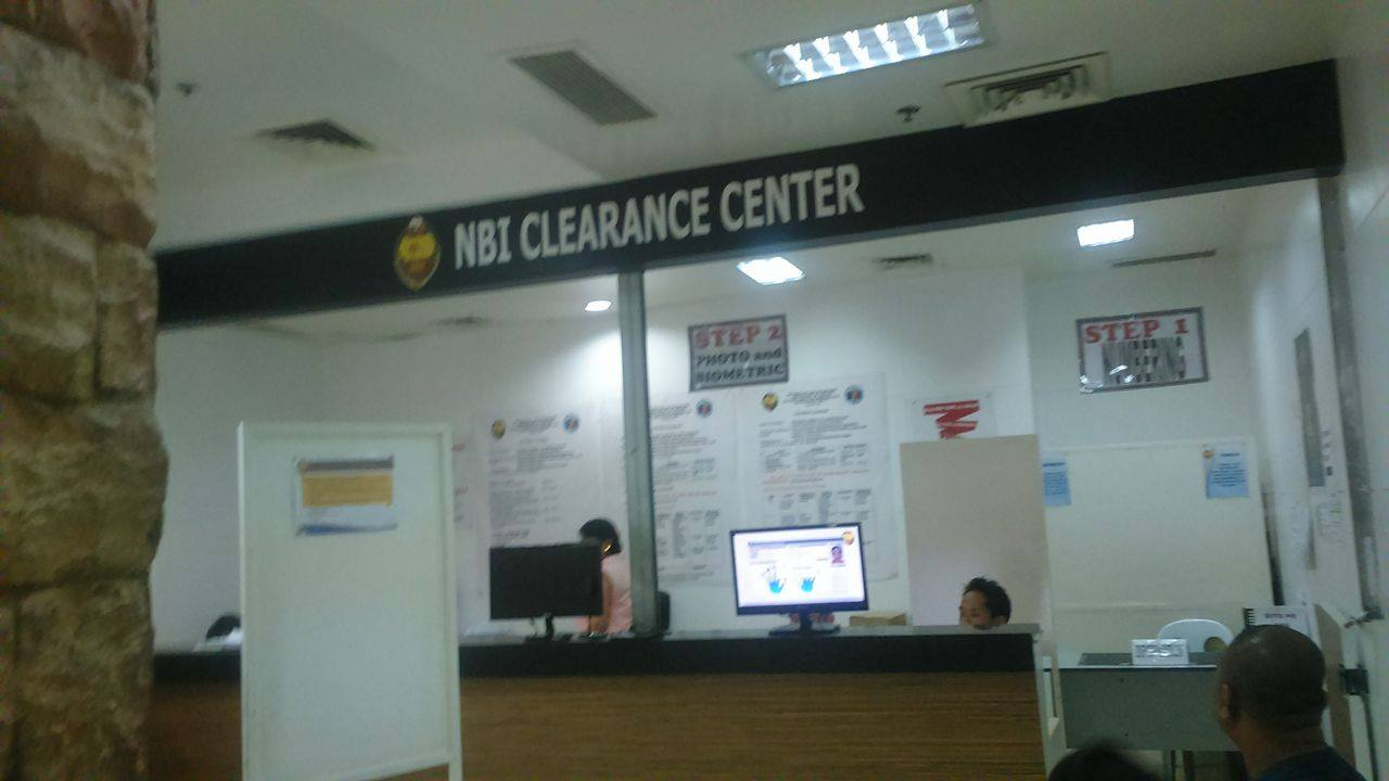 2017 step by step process how to get nbi clearance using the welcome to malvernweather Choice Image