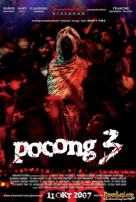 Pocong 3 Poster