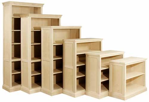 Unpainted Furniture Decoration Access