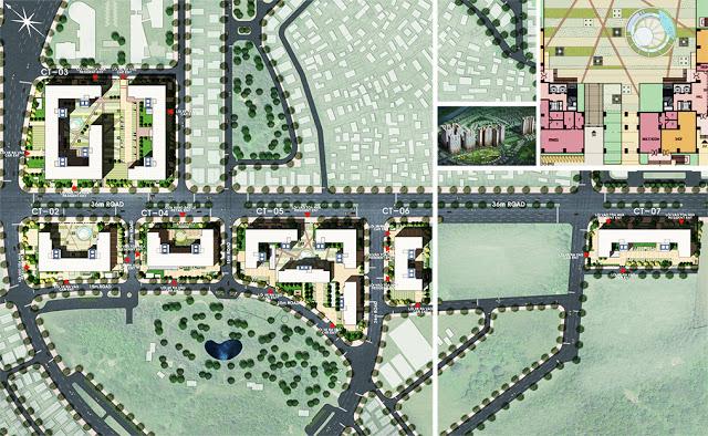 Quy hoạch dự án Booyoung Vina