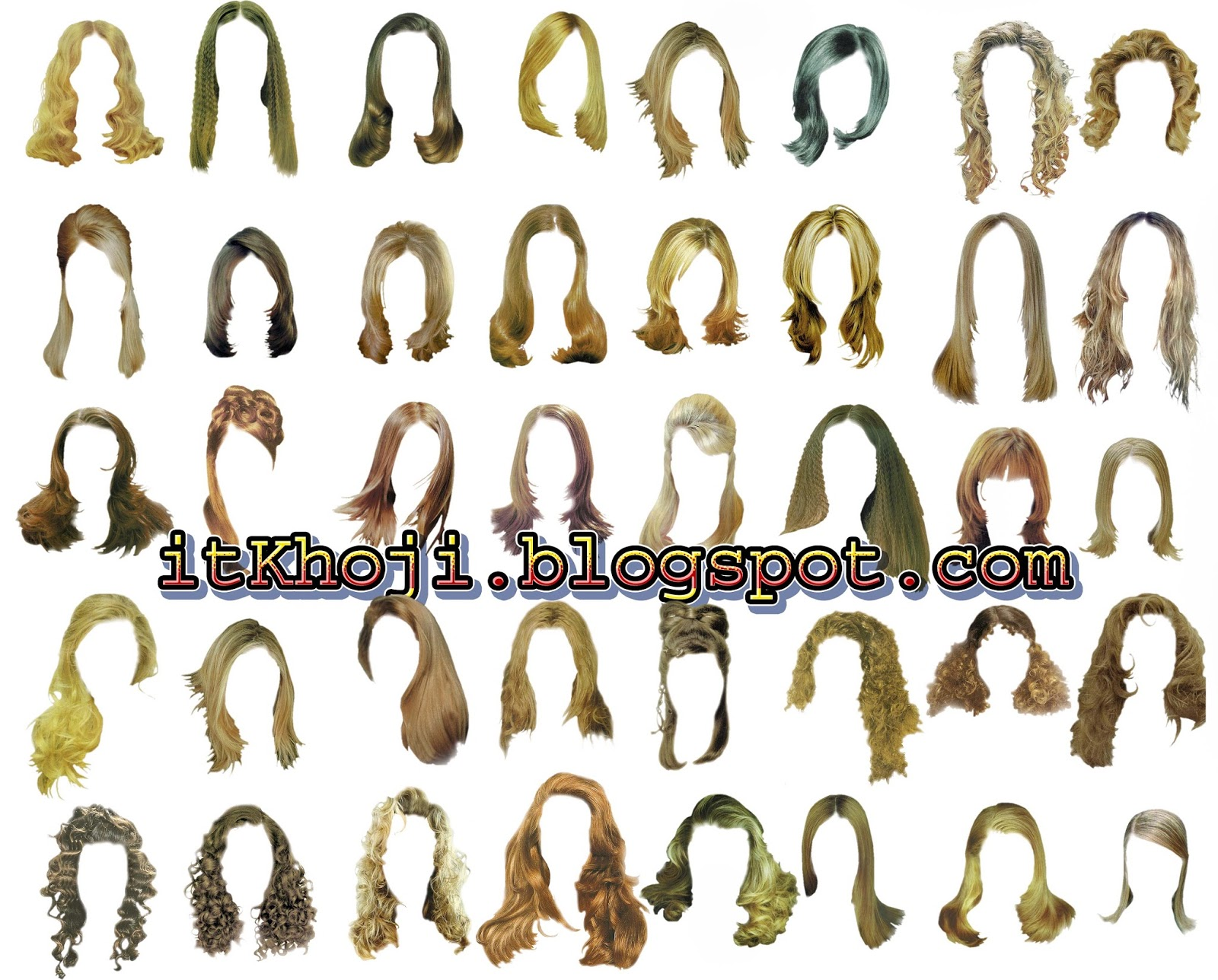 latest stylish hair styles psd free download for men & women