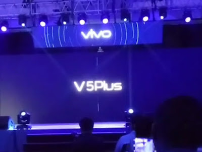 Vivo V5Plus Teased; Sports 20MP + 8MP Dual Front Camera
