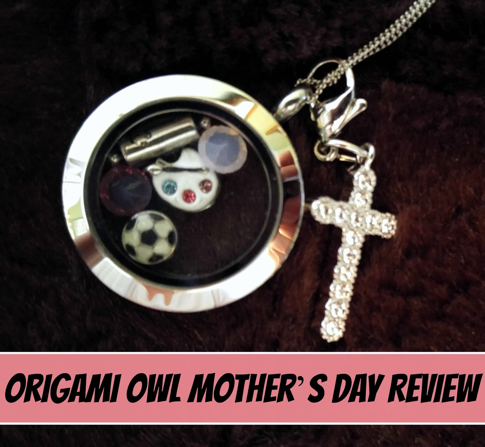 One momma saving money april 2016 one of my favorite pieces of jewelry is a locket my husband gave me after having out children it is so personal as i can wear the kids close to me at jeuxipadfo Images