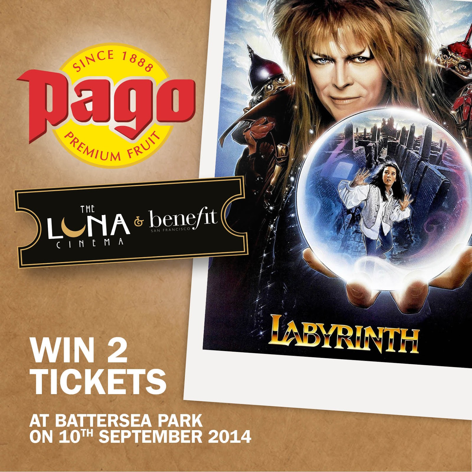 luna cinema labyrinth pago fruit juice