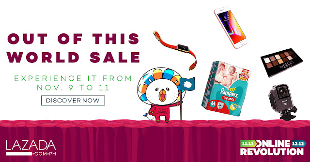 Lazada Online Revolution 2017 - The Biggest Sale of the Year