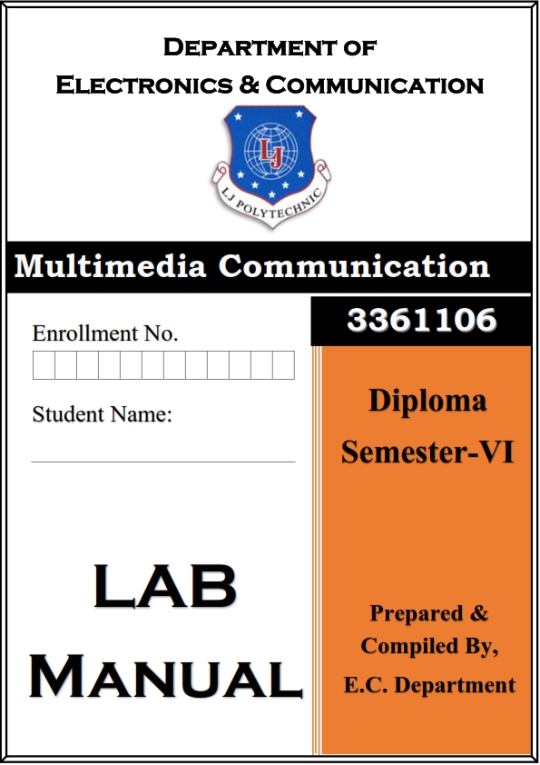 Communication lab manual free download