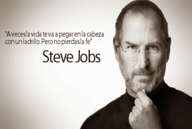 Frases Con Fotos Bonitas Frases Celebres De Steve Jobs Para