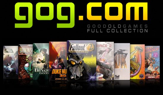 GOG COLLECTION GOOD OLD GAMES MAY 1ST 2016-GOG