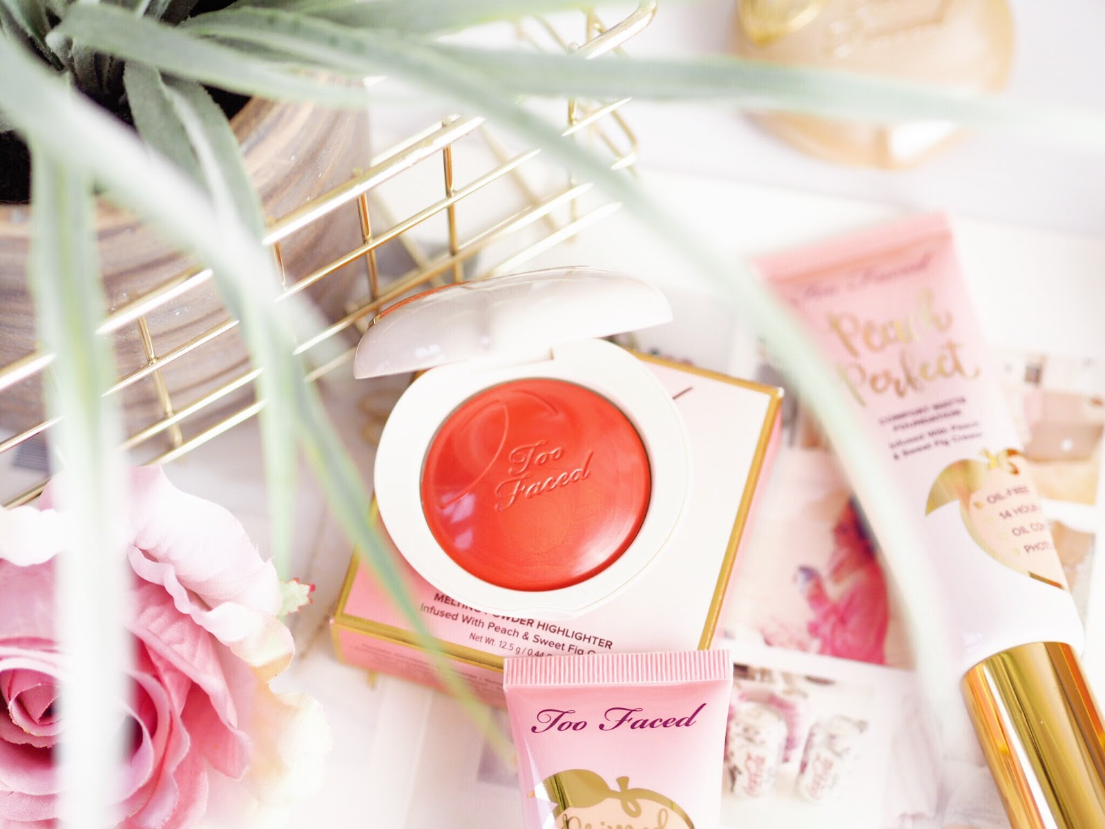 Too Faced Peach My Cheeks Blush, Too Faced, Peach My Cheeks Blush