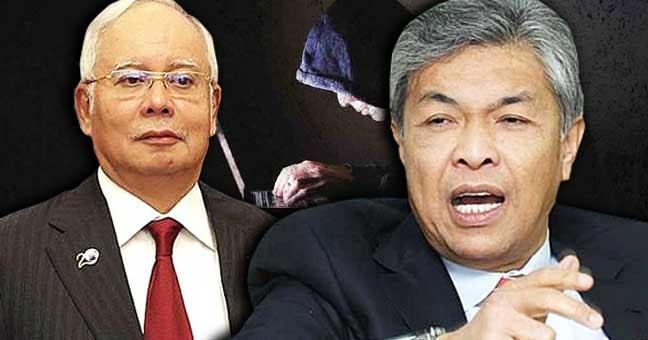 Penangkini Zahid Kagum Najib Kental Hadapi Serangan Fitnah