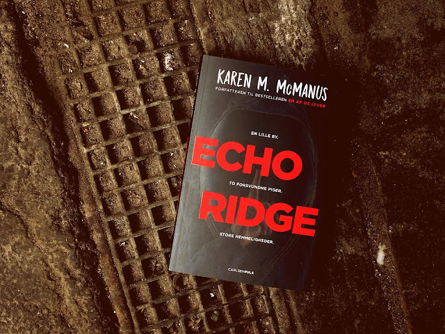 Echo Ridge Karen M. McManus